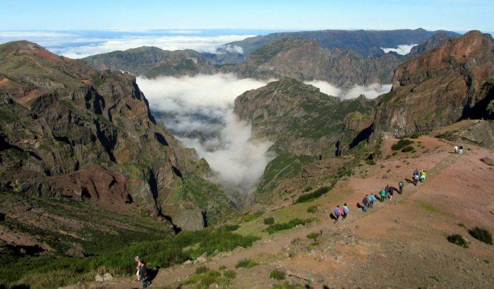 Letní Madeira