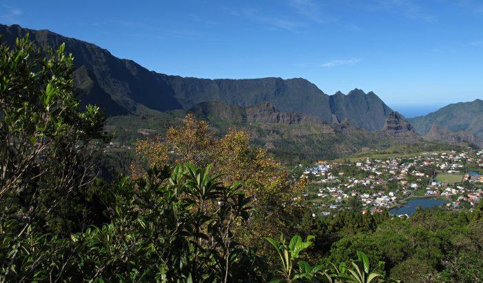 Treking na Réunionu a Mauricius